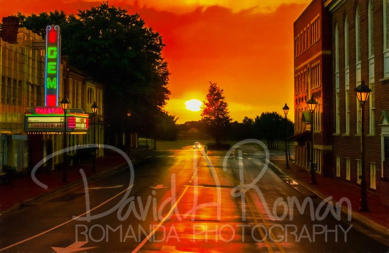 Sunset Gem 2
